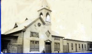 Iquique Templo Antiguo 1902