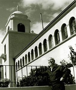 1951 Nuevo Templo con Pastor Raimundo Valenzuela