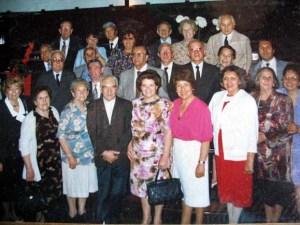 Algunos miembros antiguos