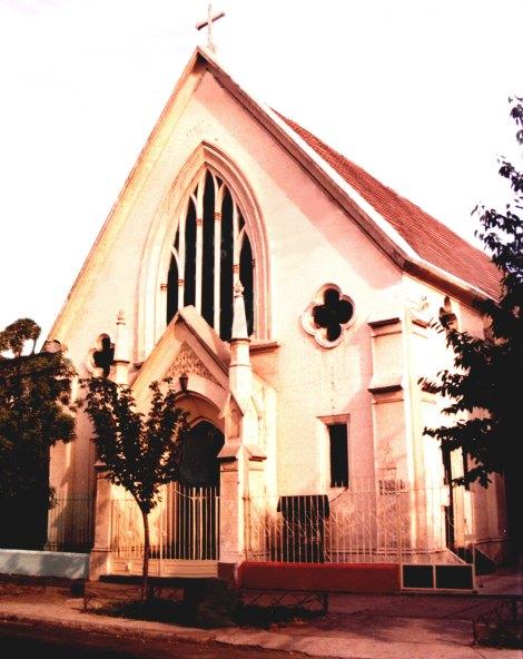 Templo 2nda Iglesia