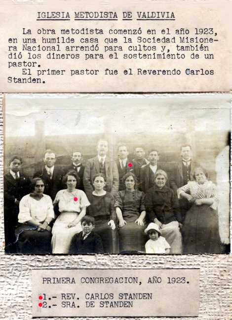1923 Valdivia